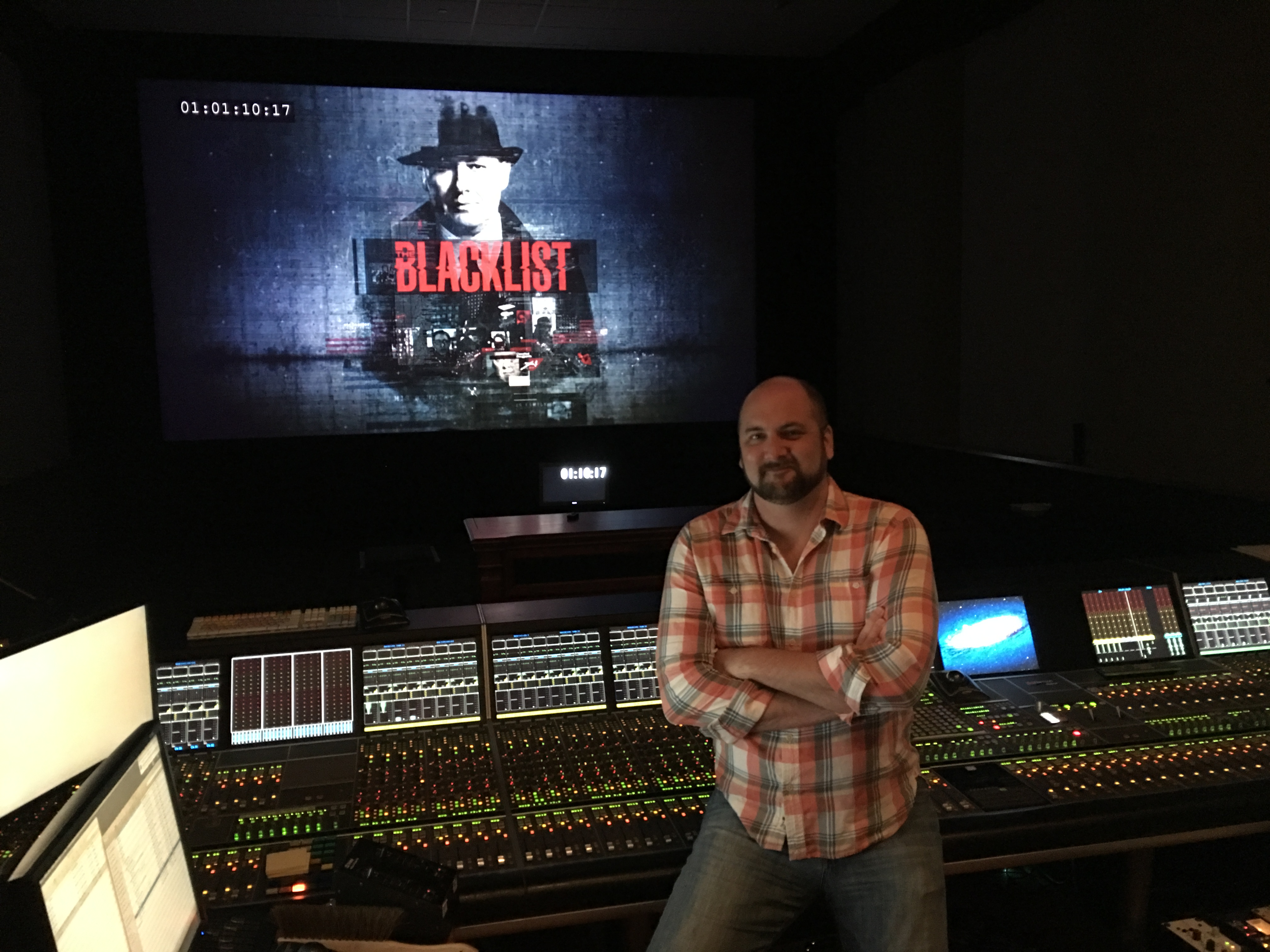 Interview with Zee Hatley, associate producer on NBC's The