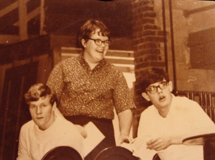Harvey 1968 - Orchard Park High School