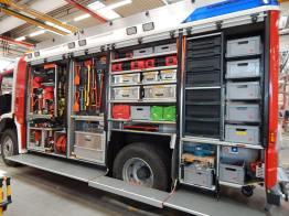 Rescue Truck-paratech-rosenbauer-fdic-2017-Freilassing, Germany (9)