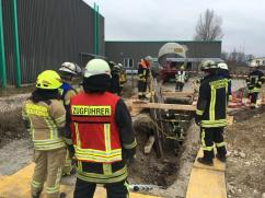 Freilassing Germany Paratech-Trench (6)