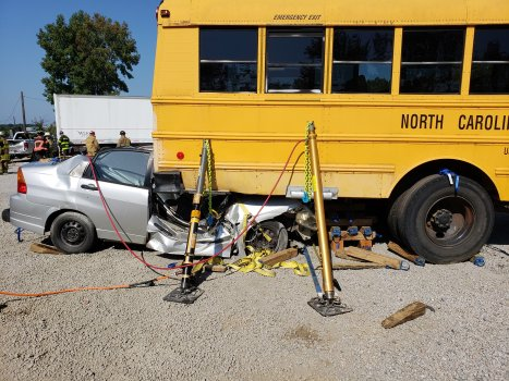 PARATECH HydraFusion Struts HFS School Bus (5)