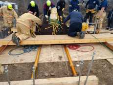 Hunterdon County Emergency Services Training Center Trench Training (9)