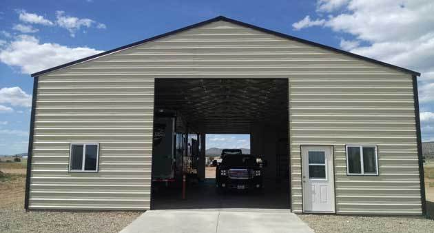 Steel Building Closeout Deals