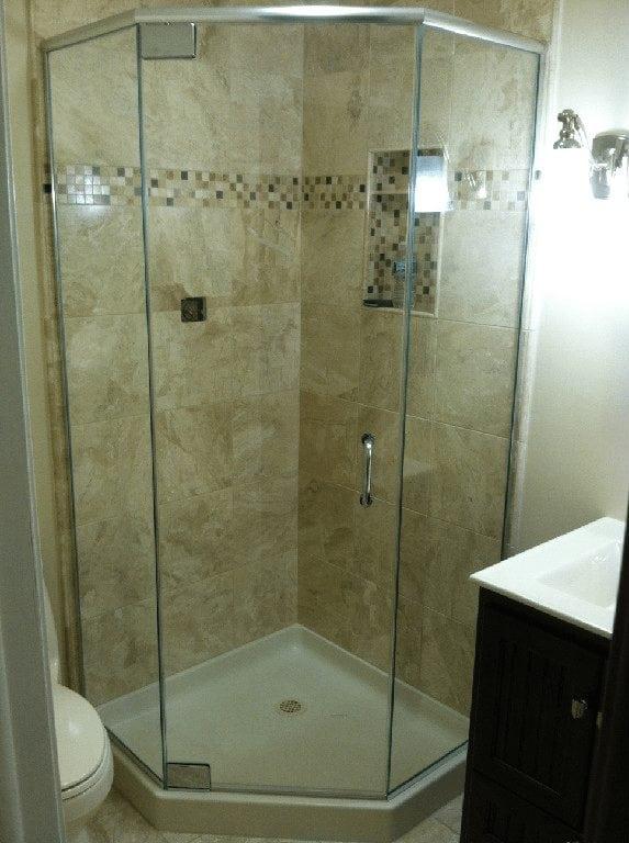 Absolute Shower Doors  The First in Frameless Shower Doors