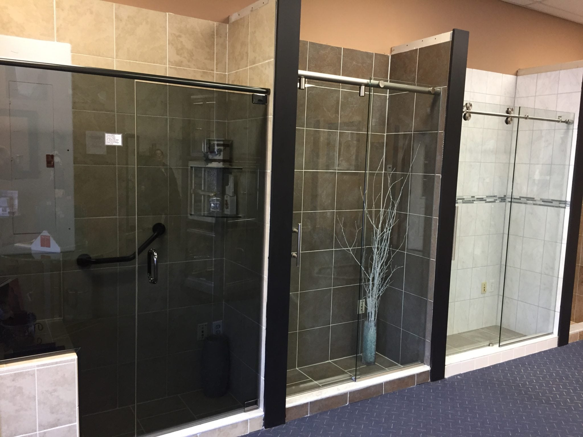 Glass Shower Doors Showroom New York Absolute Shower Doors