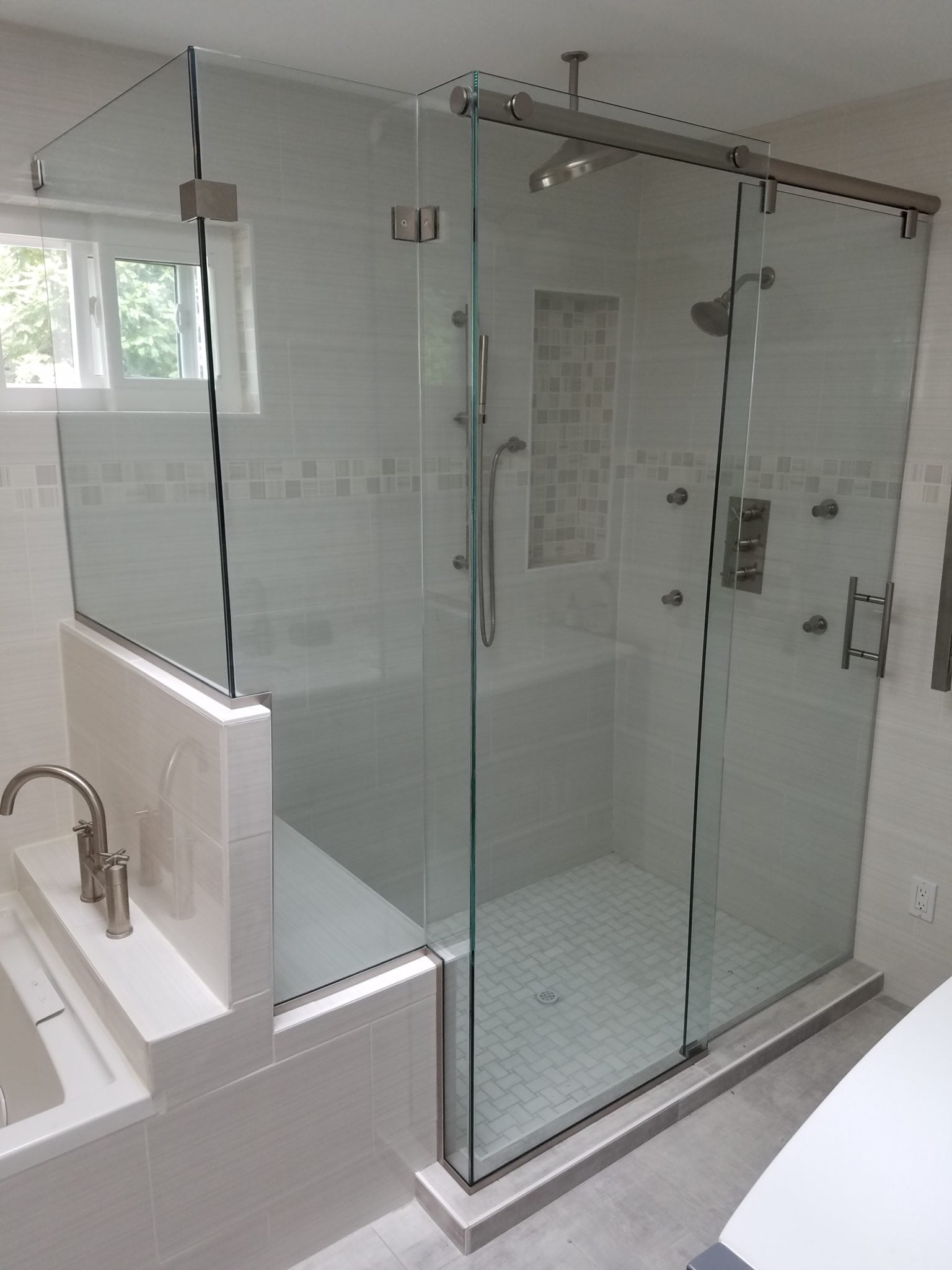Barn Style Shower Door Absolute Shower Doors