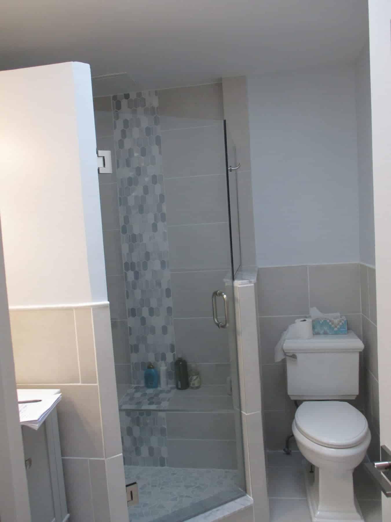 Frameless 2/3 Neo Angle - Absolute Shower Doors