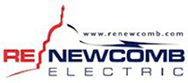 RE Newcomb Electric Logo