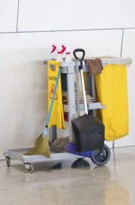 4 Benefits of Utilizing a Janitorial Service for Your Business