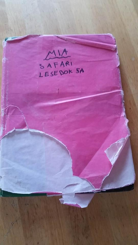 Dette er ikke den eneste boken som må ha nytt trekk!