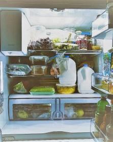 Kühlschrank auf!