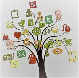 Netzwerkwerk-Baum