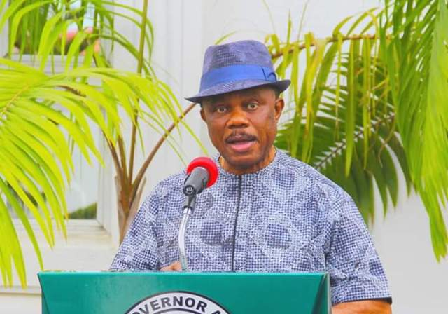 Agbedo Motor Spare Parts Dealers Laud Obiano On Completion Of Erosion Control Project At Hundred Foot Road Nnewi