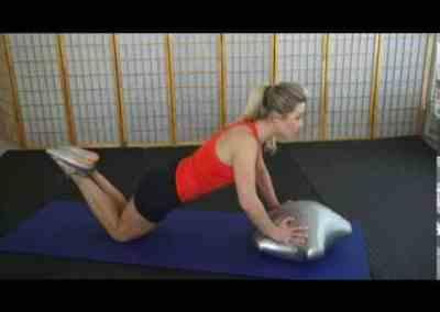 Advanced Knee Pushups