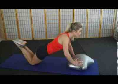 Advanced Knee Pushups
