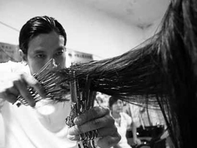 wang zedong scissorshand