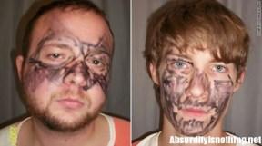 Peggiori foto segnaletiche - Ladri Improvvisati