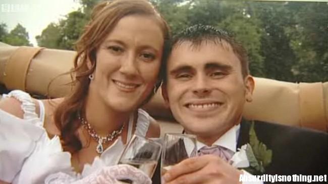 Katie Spinks - Perde la memoria poco prima del matrimonio