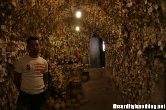 L'incredibile museo dei capelli di Avanos