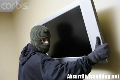 ladro di tv