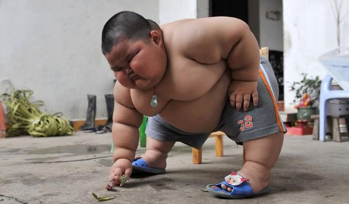 Bimbo Cinese più grasso (9)