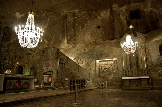 La cattedrale di sale di Wieliczka (7)