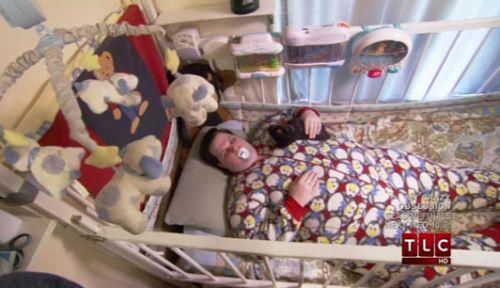 Stanley, il bebè di 31 anni (2)