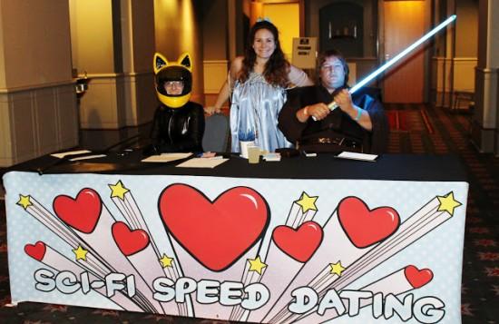 Sci-Fi Speed Dating, appuntamenti lampo per nerd (1)