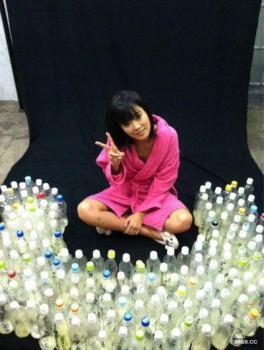 Uta-Kohaku, sperma in bottiglia