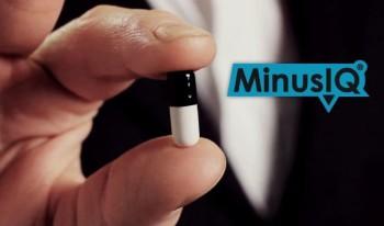MinusIQ, la pillola che fa scendere il proprio Q.I.