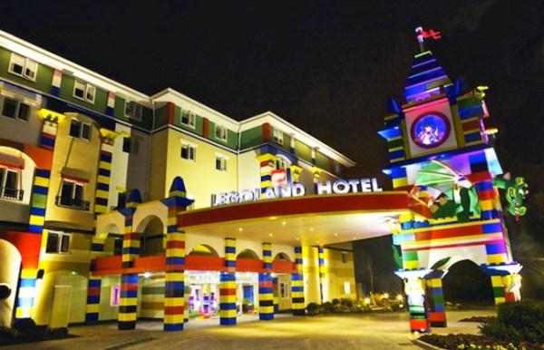 Apre il primo Hotel Lego a Legoland (3)