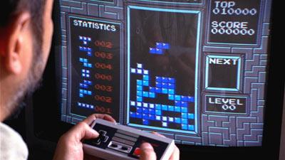 Tetris per curare l'occhio pigro