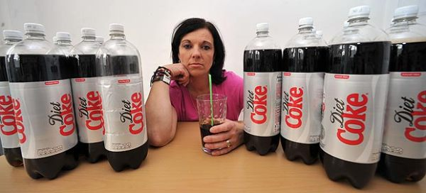 Dipendente da Coca-Cola Light