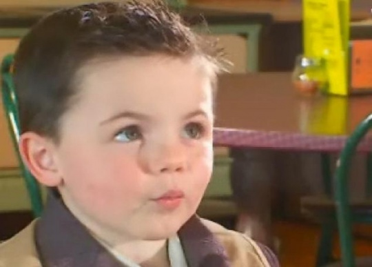 Bimbo di 4 anni diventa sindaco