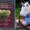Bimba di 9 anni passa la dogana con il passaporto di un unicorno (2)