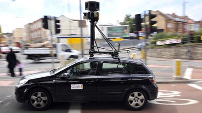Cameraman di Google viene scambiato per una spia