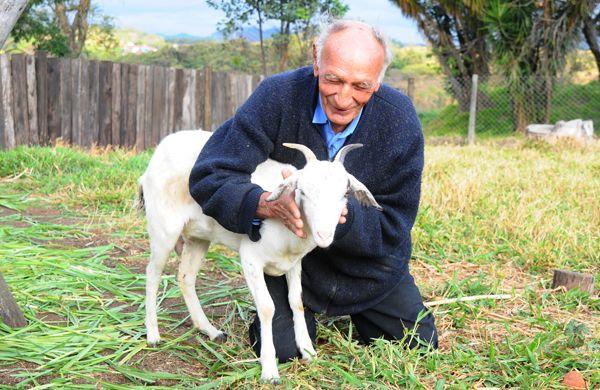 Sposerà la sua capra nella Chiesa del Diavolo (1)