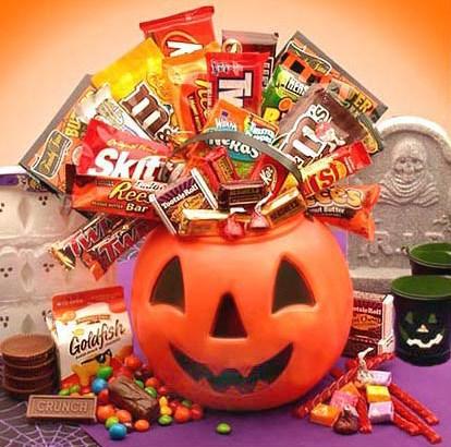 Niente dolci per Halloween ma una lettera ai genitori contro l'obesità