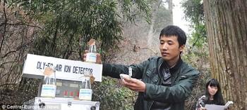 Cina, vengono commercializzate bottiglie di aria fresca e pulita (2)