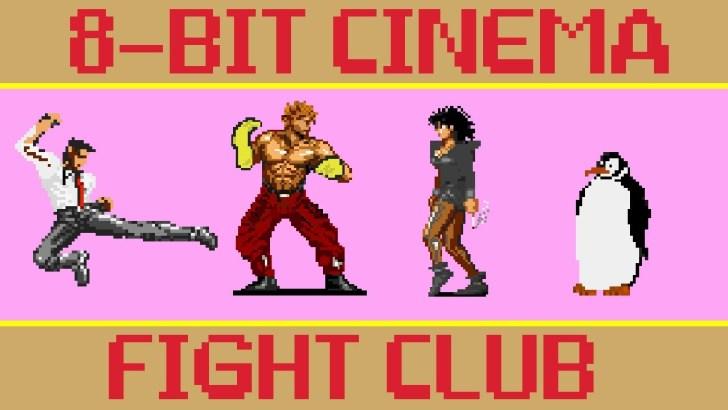 8bit fight club