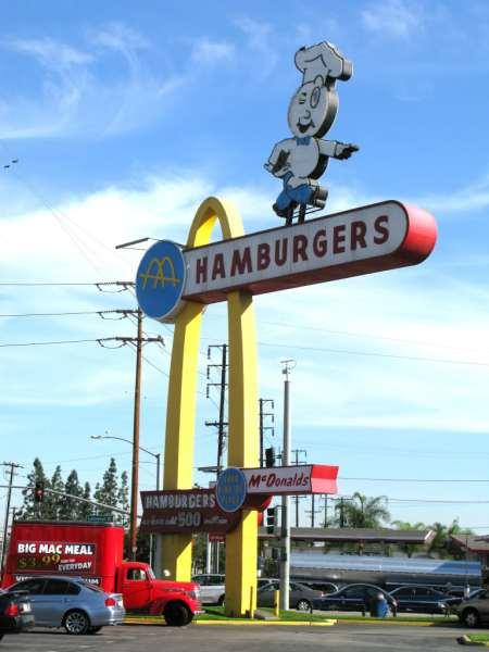 McDonald's più vecchio del mondo (1)