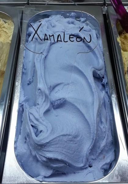 Xamaleon, il gelato che cambia colore quando si scioglie (1)