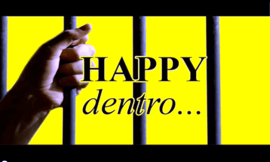 """Happy Dentro"", il video fatto dai detenuti di Enna"