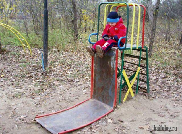 I parchi giochi più pericolosi (2)