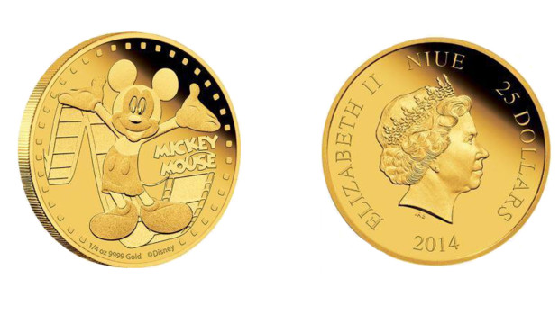 Monete Disney che si possono spendere davvero (1)