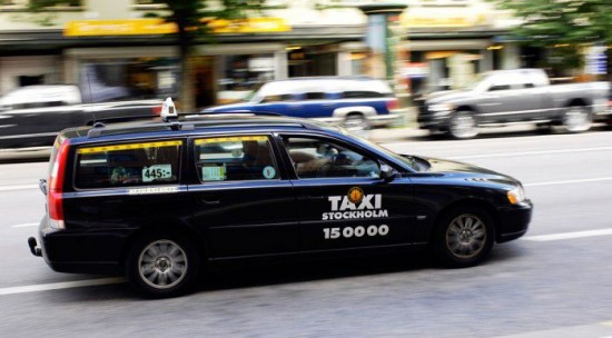 Servizio di taxi svedese con psicologo incorporato