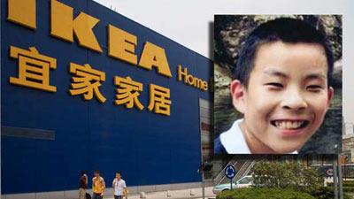 12enne scappa di casa, viene trovato all'IKEA dopo 6 giorni