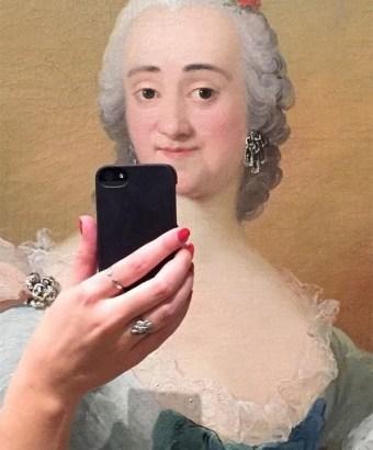 Il museo dei selfie