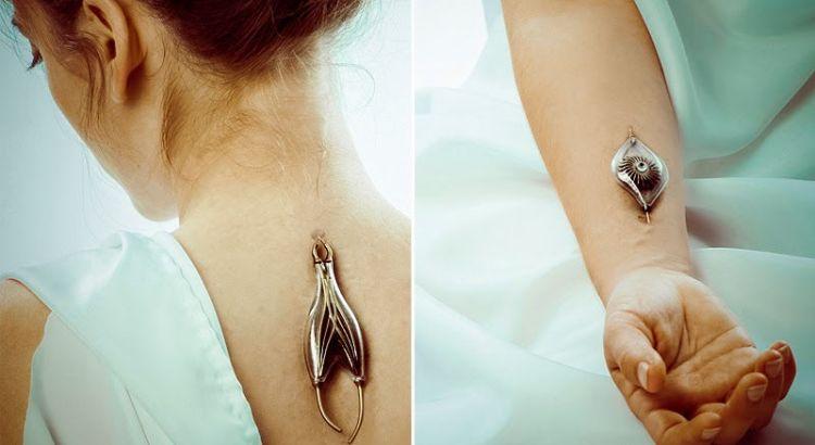 Inventa gioielli da inserire nelle vene che producono energia (1)