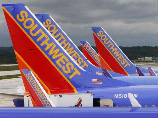 Bimbo nato durante un volo della Southwest Airlines